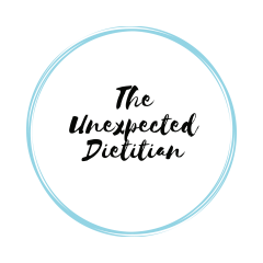 The Unexpected Dietitian